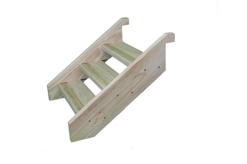 LOSP Pine Stair